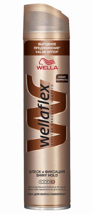Wellaflex Лак для волос