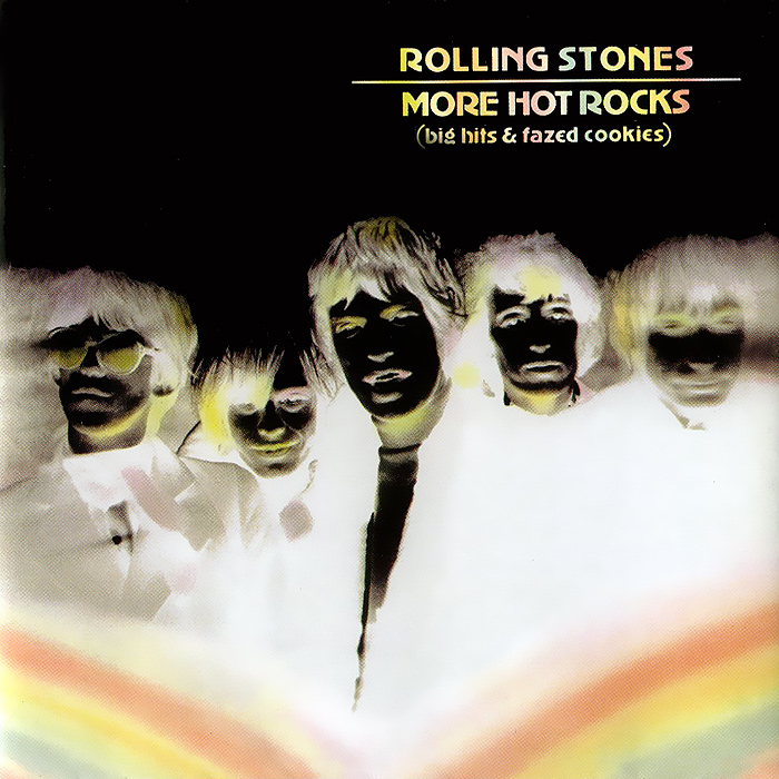 """The Rolling Stones"" The Rolling Stones. More Hot Rocks (Big Hits And Fazed Cookies) (2 CD)"