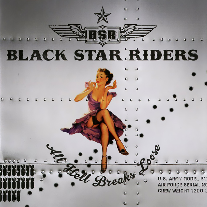 Black Star Riders.  All Hell Breaks Loose Nuclear Blast Records,Концерн