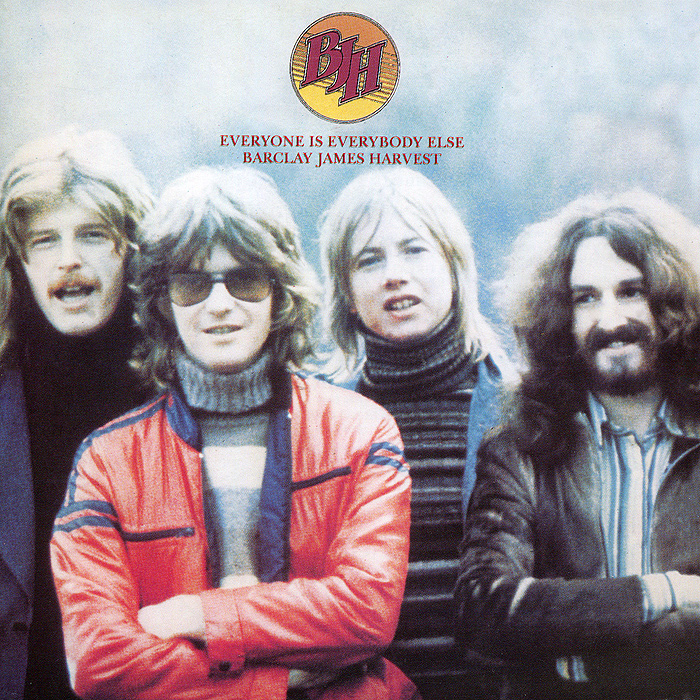 Barclay James Harvest Barclay James Harvest. Everyone Is Everybody Else ежедневник letts a5 на 2018г commercial diary искусст кожа белые страницы бургунди