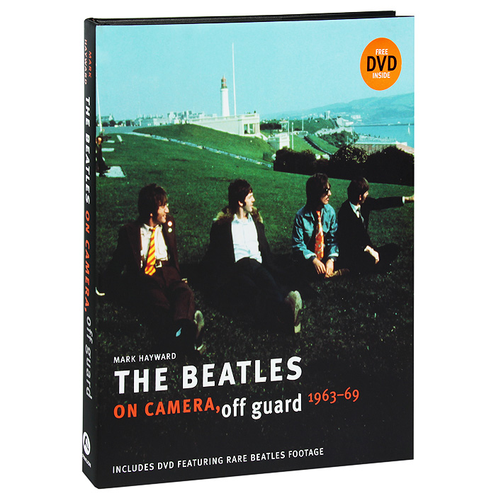 The Beatles: On Camera, Off Guard 1963-69 (+ DVD-ROM) the beatles the beatles a hard day s night ecd