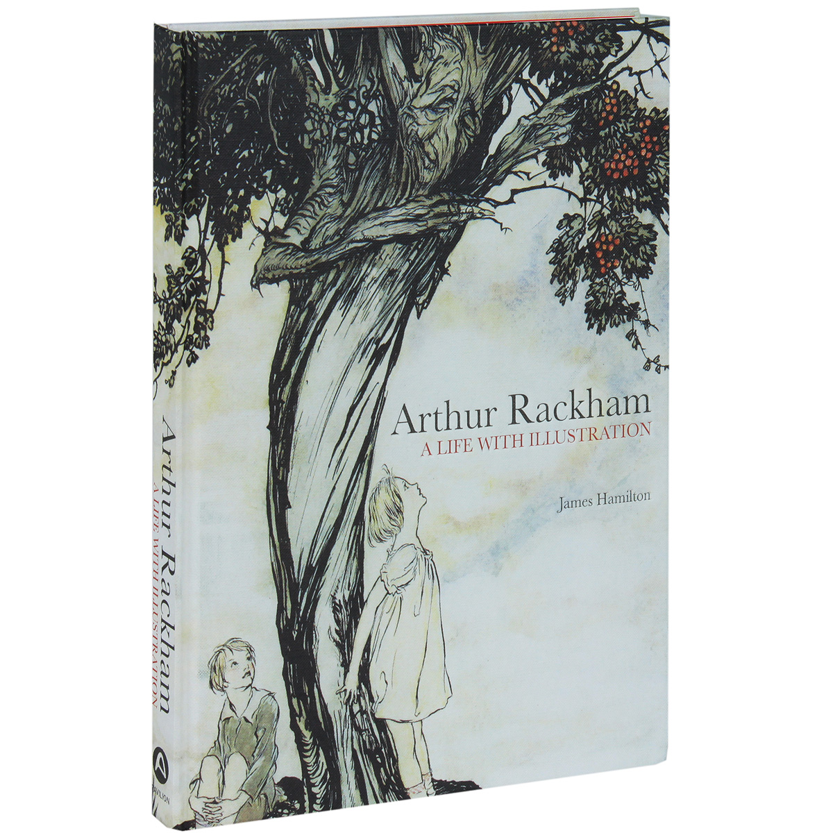 Arthur Rackham: A Life with Illustration a light in the window