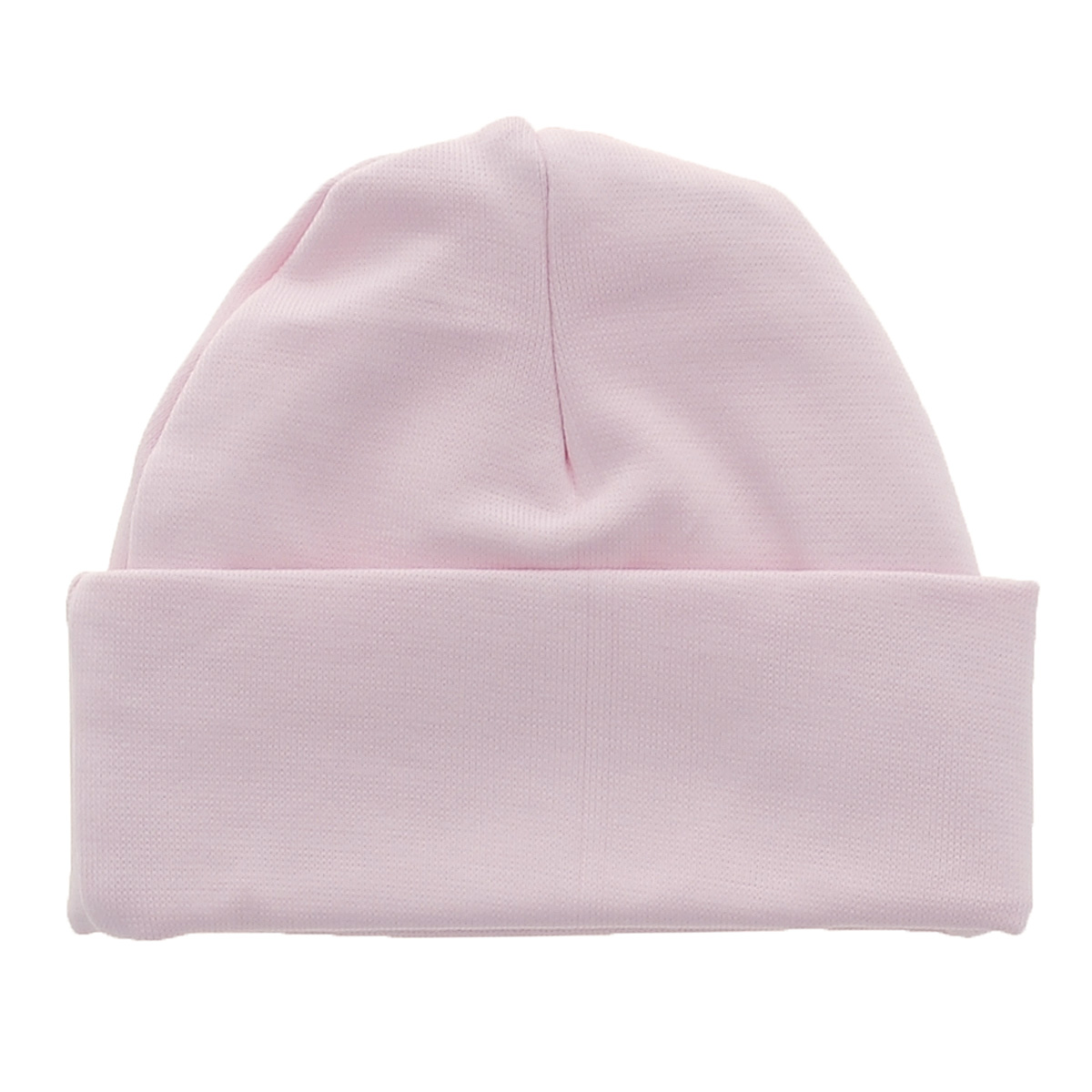 Шапочка для девочки Lucky Child, цвет: светло-розовый. 2-9. Размер 47