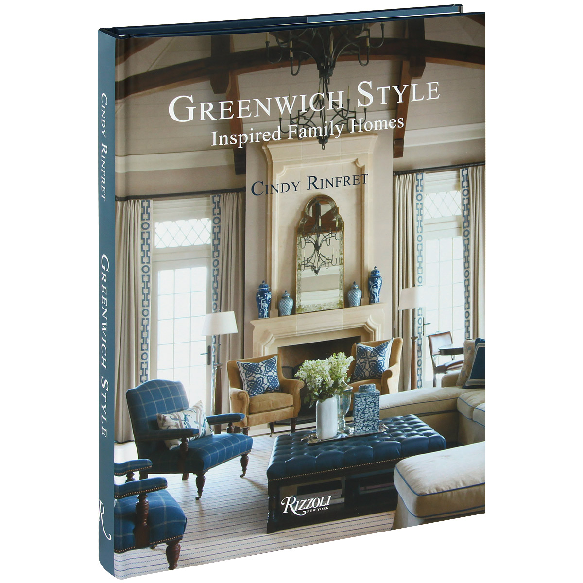 Greenwich Style: Inspired Family Homes the family way
