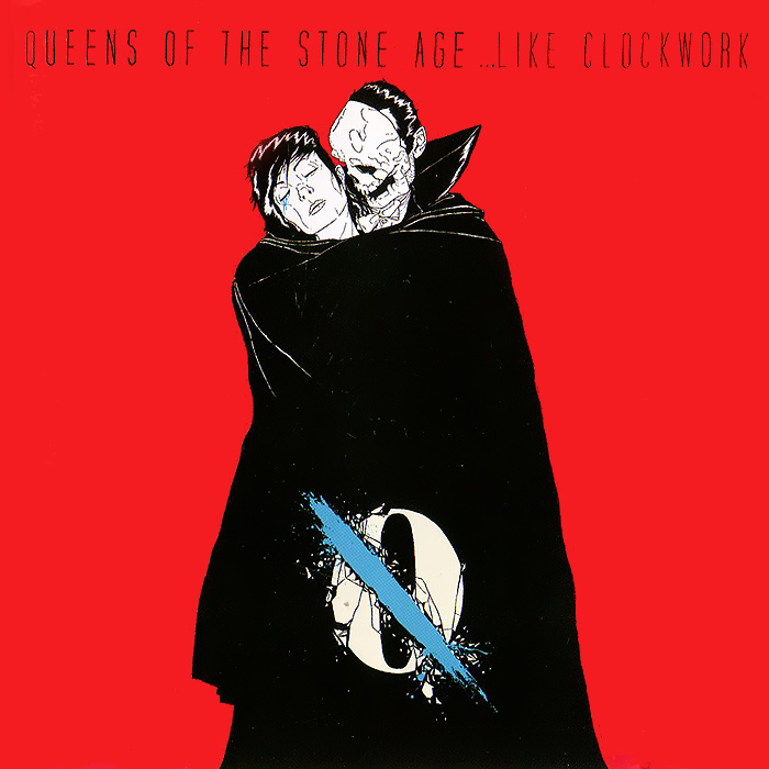 Queens Of The Stone Age Queens Of The Stone Age...Like Clockwork guess w0911l5