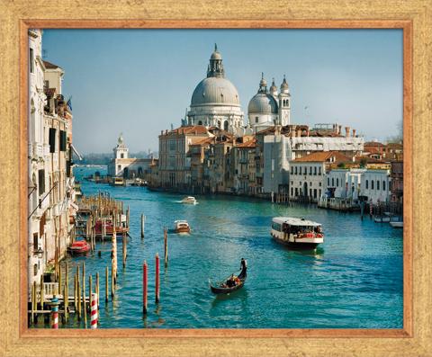 Постер в раме Италия, 40 x 50 см постер в раме весеннее утро 13 x 18 см