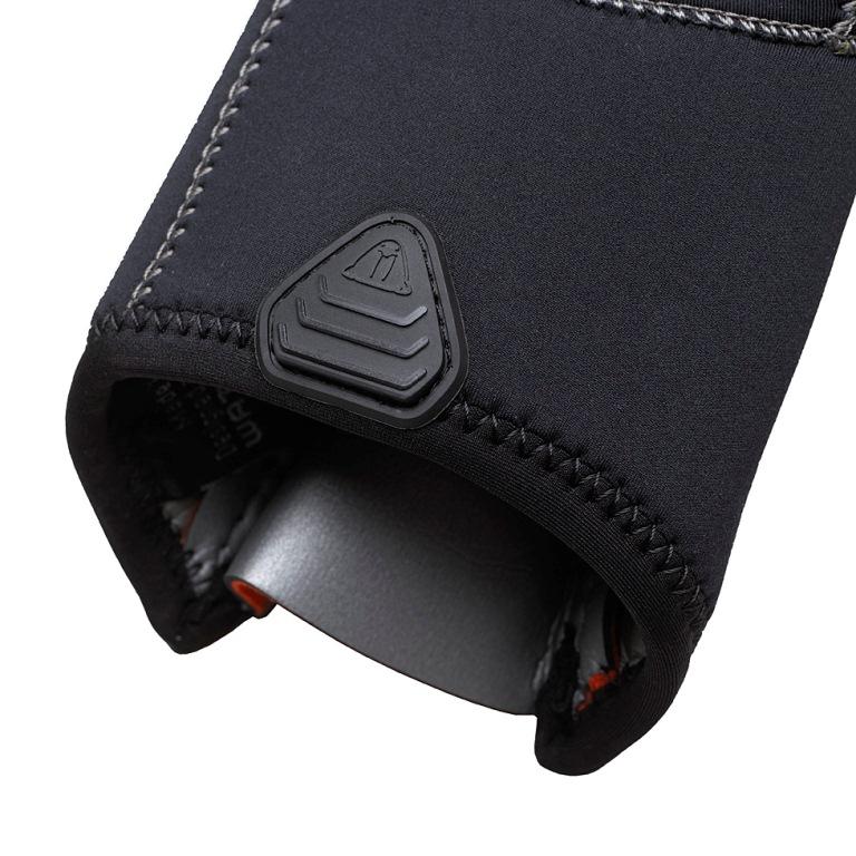 """Неопреновые перчатки Waterproof """"G1"""", 5-палые, толщина: 3 мм. Размер XS"""