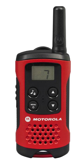 Motorola TLKR T40 радиостанция, 2 шт TLKR-T40