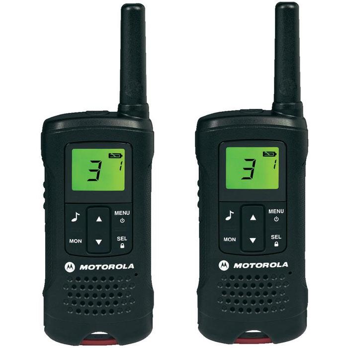 Motorola TLKR T60 радиостанция, 2 шт