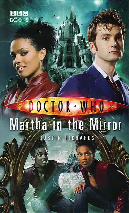 Doctor Who: Martha in the Mirror arnopp jason doctor who the gemini contagion