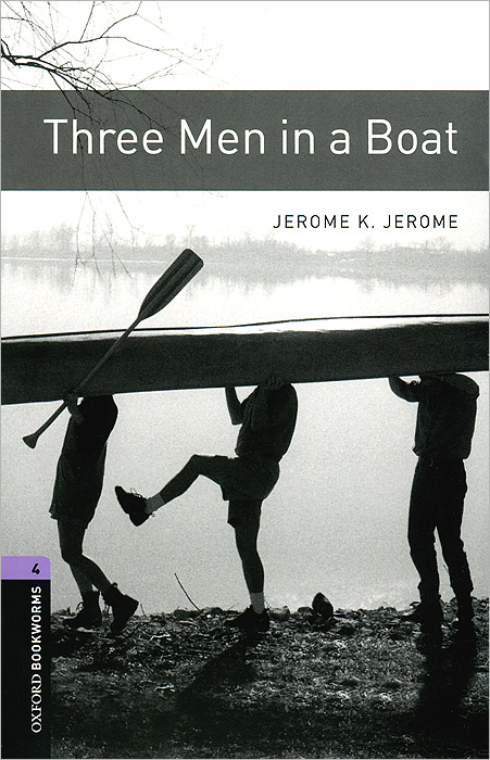 Three Men in a Boat: Stage 4 (+ 2 CD-ROM) three men in a boat cd