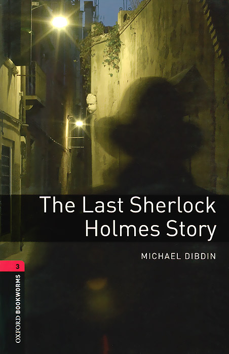 The Last Sherlock Holmes Story: Stage 3 riggs r library of souls