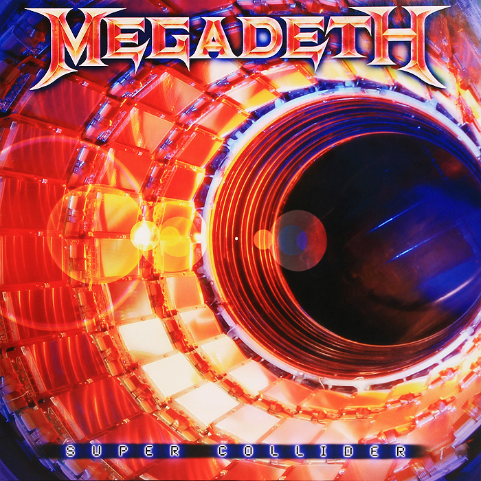Megadeth. Super Collider (2 LP)