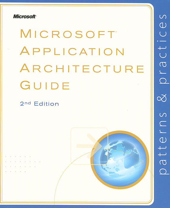 Microsoft Application Architecture Guide ruby developers guide