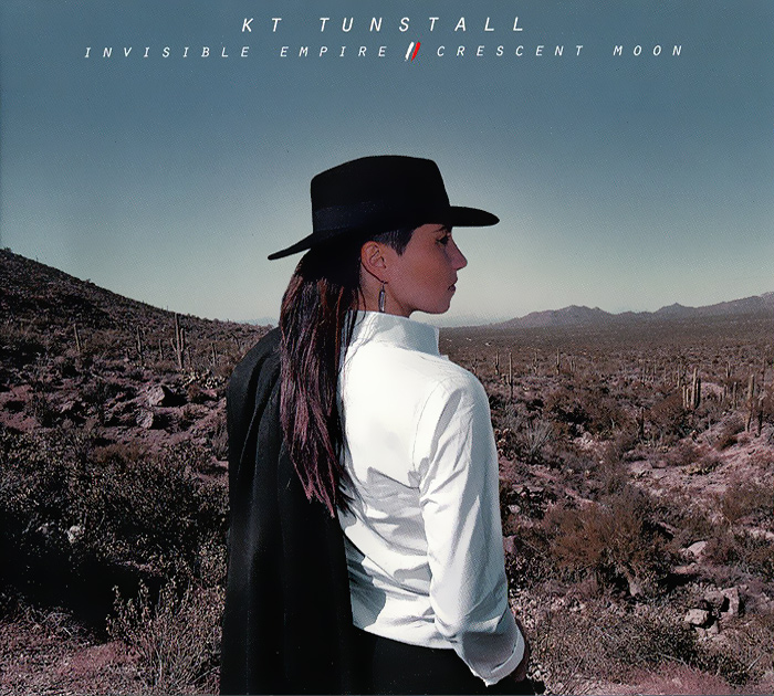 KT Танстолл KT Tunstall. Invisible Empire / Crescent Moon велофонарь moon crescent 25 lumens задний