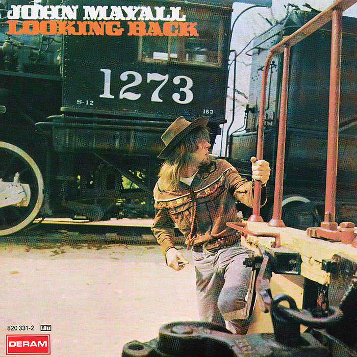 John Mayall. Looking Back