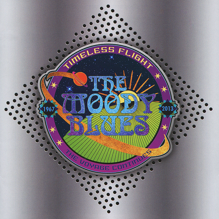 The Moody Blues The Moody Blues. Timeless Flight (2 CD)