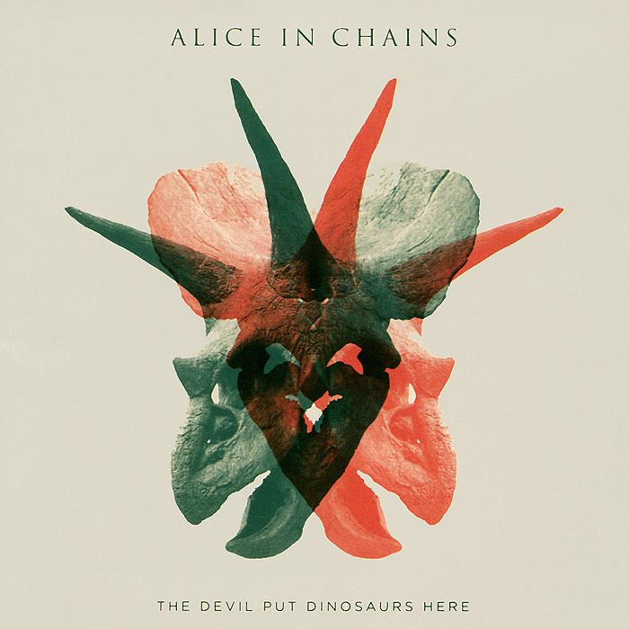 Alice In Chains Alice In Chains. The Devil Put Dinosaurs Here alice in chains alice in chains unplugged