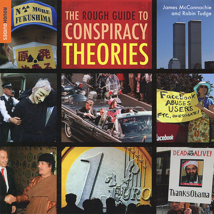 The Rough Guide to Conspiracy Theories the rough guide to vietnam