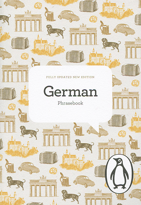 The Penguin German Phrasebook the penguin dictionary of curious and interesting numbers