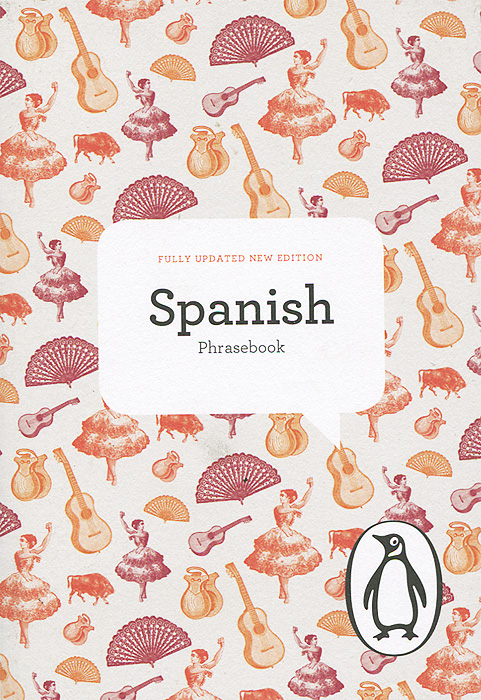 The Penguin Spanish Phrasebook essential spanish vocabulary