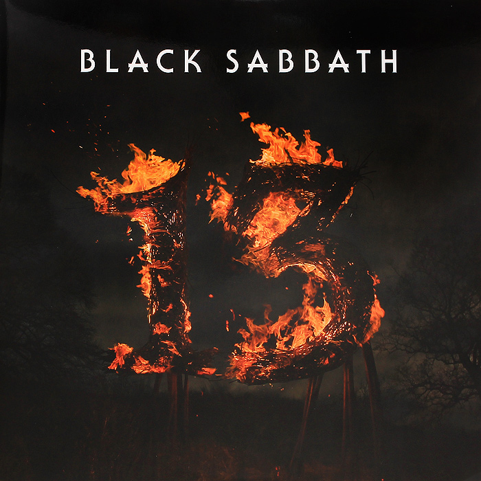 Black Sabbath Black Sabbath. 13 (2 LP) kalunu black 31