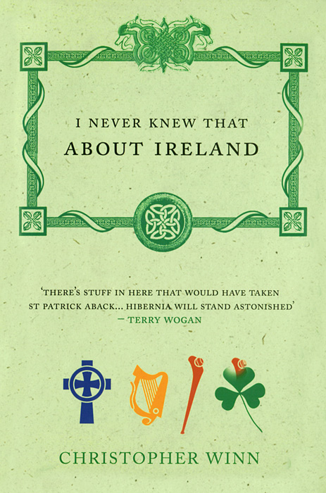 I Never Knew That About Ireland i never knew that about ireland