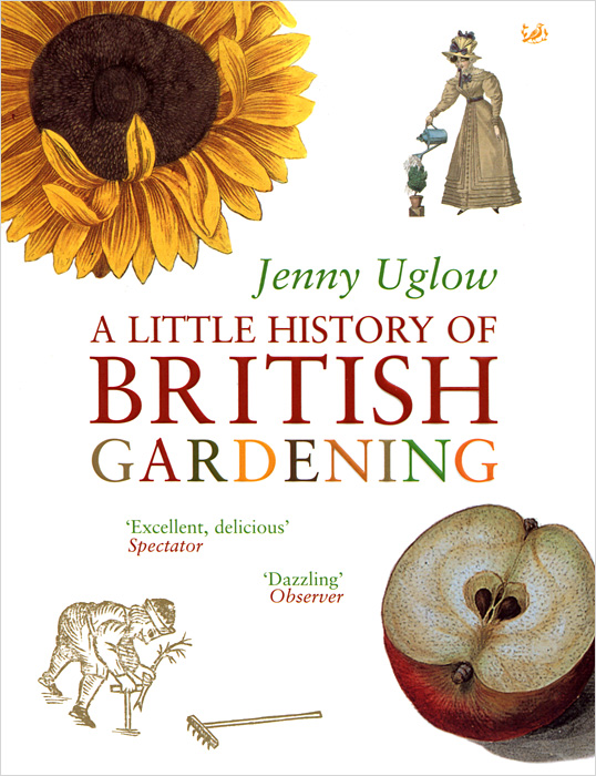 Little History of British Gardening prehistoric britain