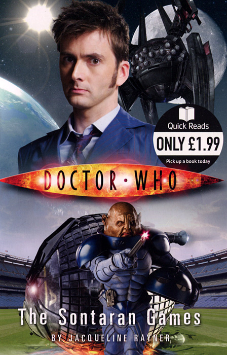 Doctor Who: The Sontaran Games driven to distraction