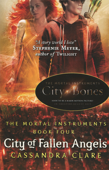 The Mortal Instruments: Book 4: City of Fallen Angels mortal instruments 2 city of ashes