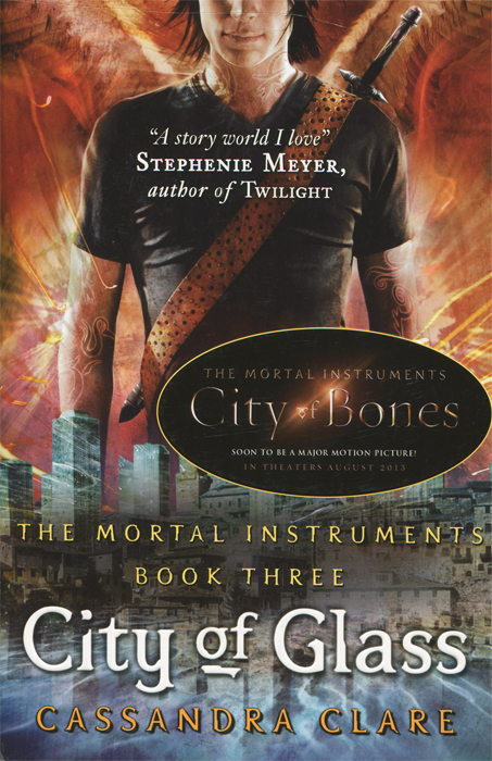 The Mortal Instruments: Book 3: City of Glass the mortal instruments book 6 city of heavenly fire