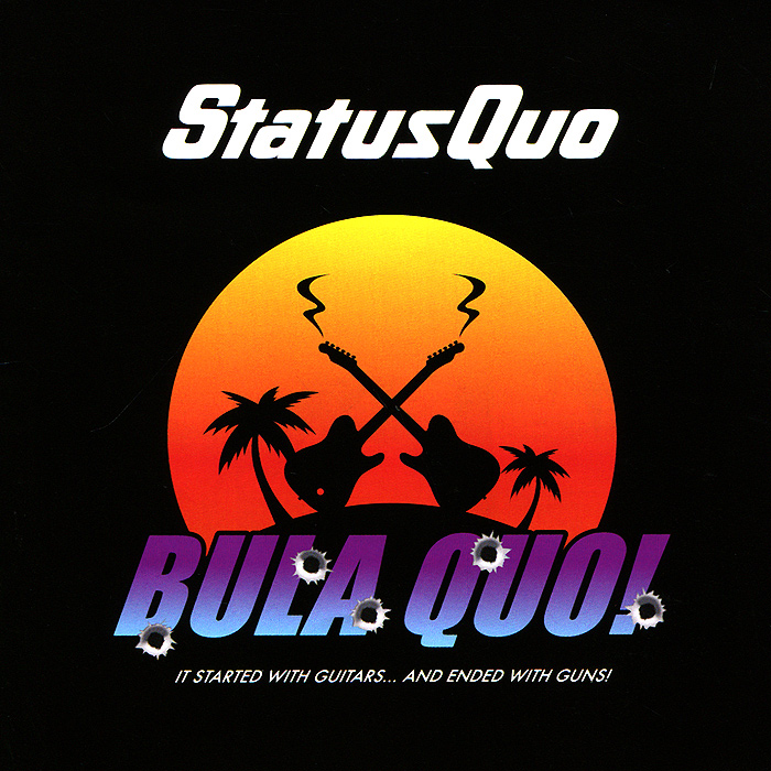 Status Quo Status Quo. Bula Quo! (2 CD) status quo status quo quo