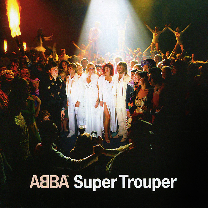 ABBA ABBA. Super Trouper. Deluxe Edition (CD + DVD) abba gold the concert show wuppertal
