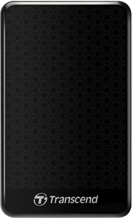 Transcend StoreJet 25A3 500GB, Black внешний жесткий диск (TS500GSJ25A3K) - Носители информации
