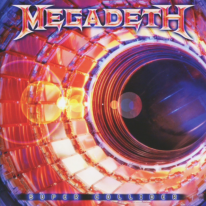 Megadeth Megadeth. Super Collider megadeth