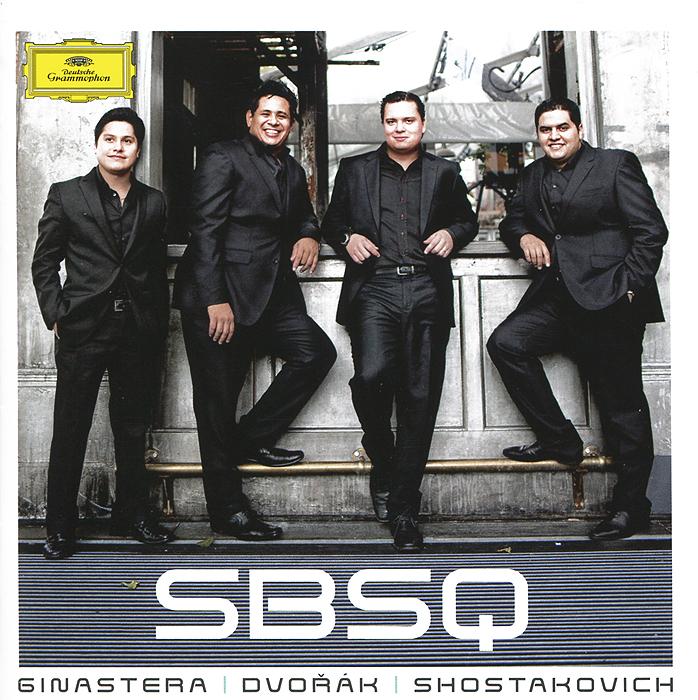 Simon Bolivar String Quartet Simon Bolivar String Quartet. Ginastera, Dvorak, Shostakovich fitzwilliam string quartet fitzwilliam string quartet shostakovich the string quartets 6 cd