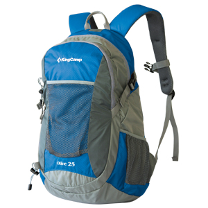Рюкзак городской KingCamp  Oliv 25L , цвет: синий - Рюкзаки