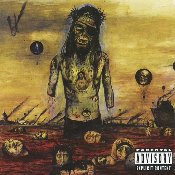Slayer. Christ Illusion