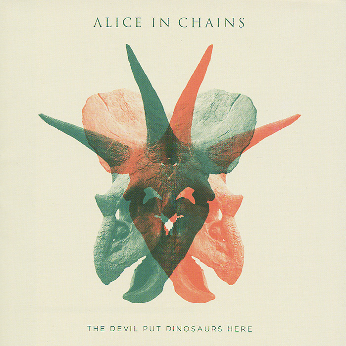 Alice In Chains Alice In Chains. The Devil Put Dinosaurs Here
