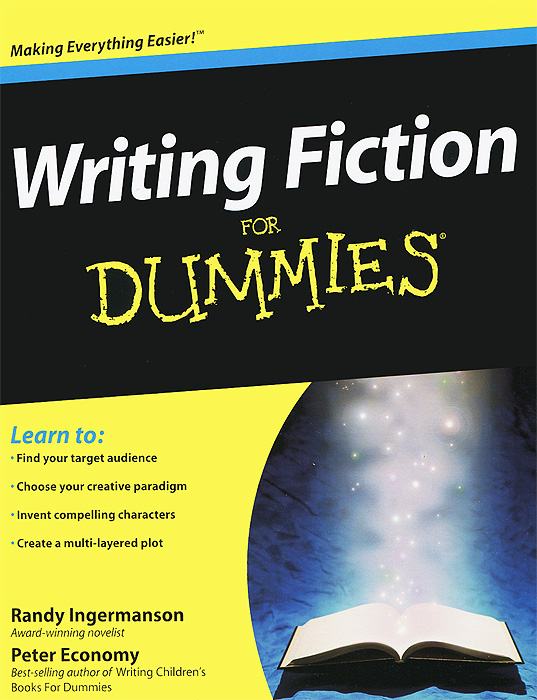 Writing Fiction for Dummies пальто alix story alix story mp002xw13vuo