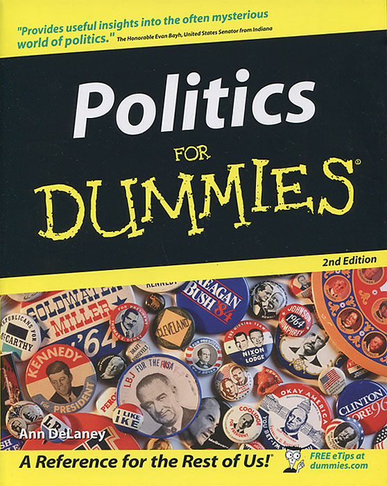 Politics For Dummies delaney