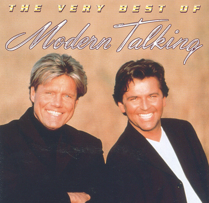 Modern Talking Modern Talking. The Very Best Of modern talking modern talking back for gold – the new versions