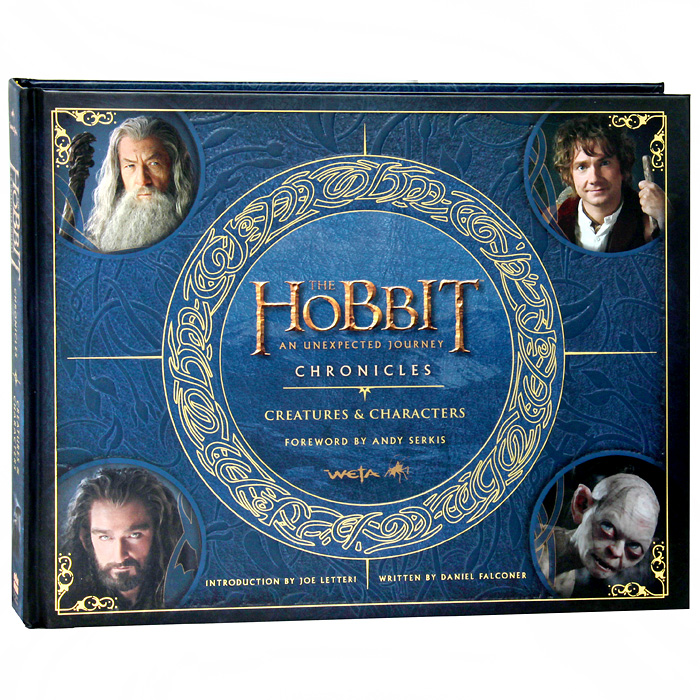 The Hobbit: An Unexpected Journey Chronicles - Creatures and Characters verne j journey to the center of the earth