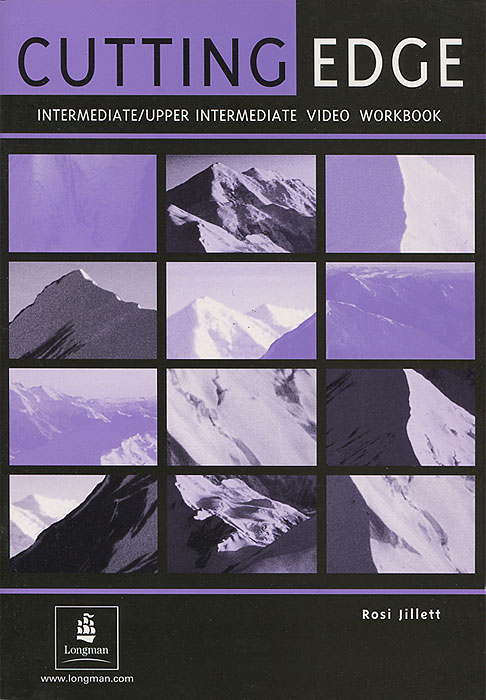 Cutting Edge: Inter/Upper Intermediate Video Workbook cutting edge intermediate dvd rom