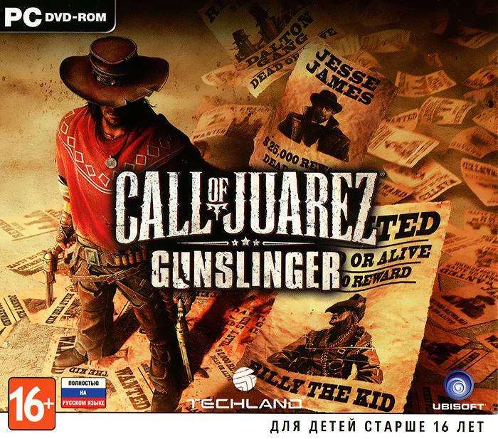 Zakazat.ru Call of Juarez: Gunslinger