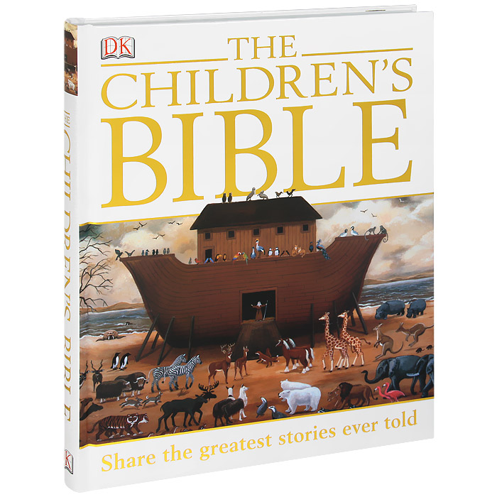 The Children's Bible samson rh600