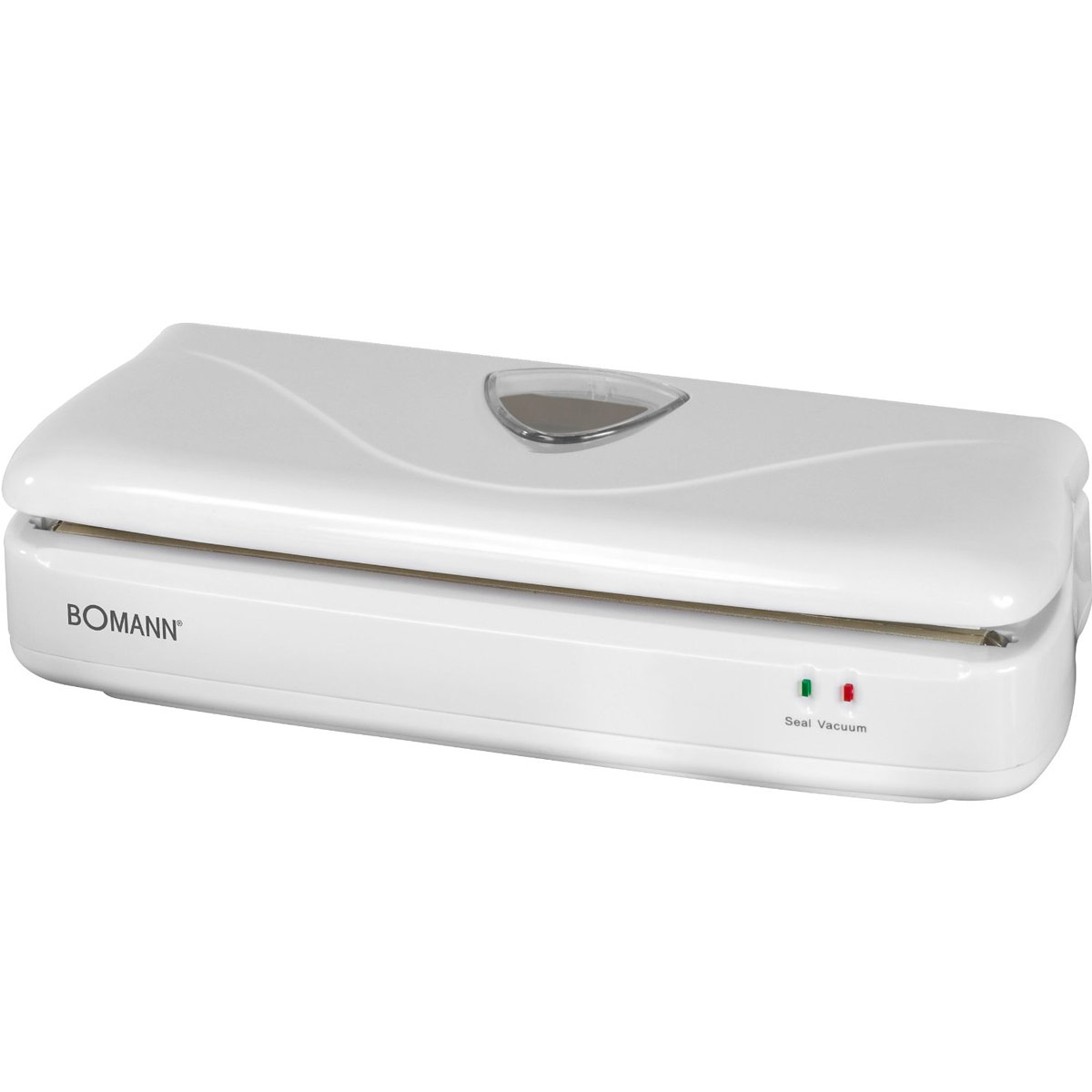 Bomann FS 1014 CB, White вакуумный упаковщик