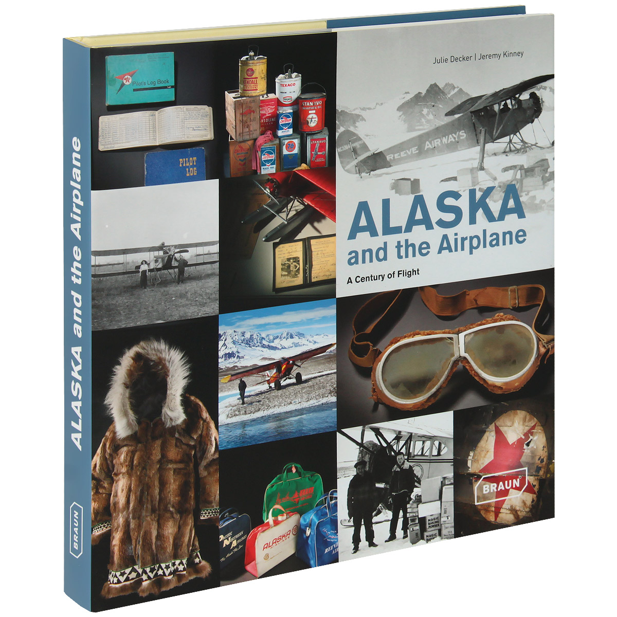 Alaska and the Airplane: A Century of Flight the flight of icarus