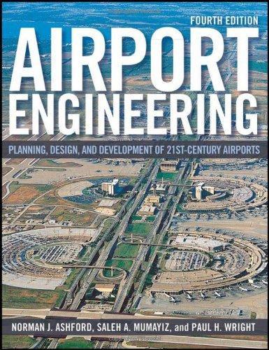 Airport Engineering: Planning, Design and Development of 21st Century Airports optimal and efficient motion planning of redundant robot manipulators