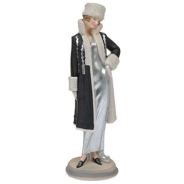 Статуэтка Ирэн, высота 30 см512-113Статуэтка Ирэн, выполненная из полистоуна, станет отличным украшением интерьера вашего дома или офиса. Статуэтка выполнена в виде изящной дамы в платье.Вы можете поставить статуэтку в любом месте, где она будет удачно смотреться, и радовать глаз. Также она может стать оригинальным подарком для всех любителей стильных вещей. Характеристики:Материал: полистоун. Размер статуэтки (Ш х Д х В): 8,5 см х 9,5 см х 30 см. Размер упаковки: 12 см х 12,5 см х 35 см. Артикул: 512-113.